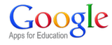 Logotyp för Google Apps for Education